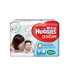 2014年款 韩国好奇HUGGIES Premier 纸尿裤 2段 男宝宝用/女宝宝用 适合4-8kg宝宝使用 64片/包