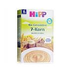德国 Hipp 喜宝 有机七种谷物营养米粉 4062300126961 七种天然有机谷物精制而成 全面均衡营养 250g/盒