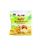 德國 Hipp 喜寶 無奶無糖無油有機米餅  寶寶零食 35g*2袋