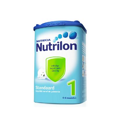 荷兰原装进口 Nutrilon牛栏本土婴儿奶粉1段 营养丰富 口味纯正800g/罐