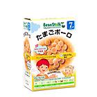 日本BeanStaLk雪印高钙婴儿磨牙饼干 宝宝零食 53g/盒*2 两盒装  婴幼儿辅食