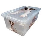 意大利KIS 储物箱连盖 Puppy 008407 – 加细  海外直邮