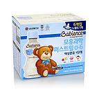韩国 LG生活健康 贝比恩思液体奶 第一阶段(0~6个月) 130ml/瓶(6瓶装)+奶嘴S号1个
