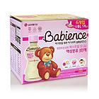 韩国 LG生活健康 贝比恩思液体奶 第三阶段(12~24个月) 240ml/瓶(6瓶装)+奶嘴L号1个