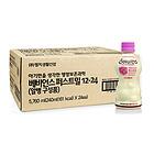 韩国 LG生活健康 贝比恩思液体奶 第三阶段(12~24个月) 240ml/瓶(24瓶装)valuepack(无奶嘴)