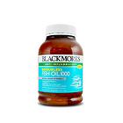 BLACKMORES澳佳宝 Fish Oil 无腥味深海鱼油 缓解关节炎 改善三高 1000mg 200粒/瓶
