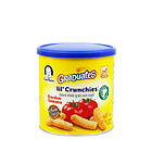 美国Gerber/嘉宝  花园番茄味手指形状泡芙条  8个月以上宝宝及成人零食辅食  42g/罐