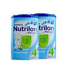 荷兰原装进口Nutrilon牛栏婴儿奶粉4段 800g/罐 2罐装