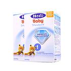 2盒装 荷兰美素Friso/Herobaby婴儿奶粉1段 800g/盒 0-6个月