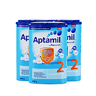 德国 Aptamil爱他美奶粉 2段800g/罐 6-10个月 3罐装