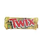 美国Twix/特克斯 焦糖曲奇巧克力条 高能量美味 办公休闲登山旅游必备小零食  50.7g/包