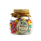 西班牙莎莎的店1886雨滴形玫瑰味糖果 玫瑰花香味 复古玻璃瓶装 表白圣品 150克/罐