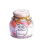 西班牙莎莎的店1886水果糖  柠檬橘子味/紫罗兰味糖果零食  150g/罐