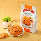 意大利campiello卡佩罗 欧若拉系列曲奇饼干  奶油/原味两种口味零食包 350克/包