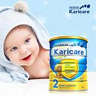 新西兰Karicare/可瑞康  金装加强系列 二段婴幼儿奶粉  6-24个月宝宝 900g/罐