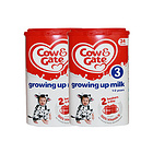 英国牛栏Cow&Gate 新版3段婴儿奶粉 1~2岁 900g/罐 英牛2罐装