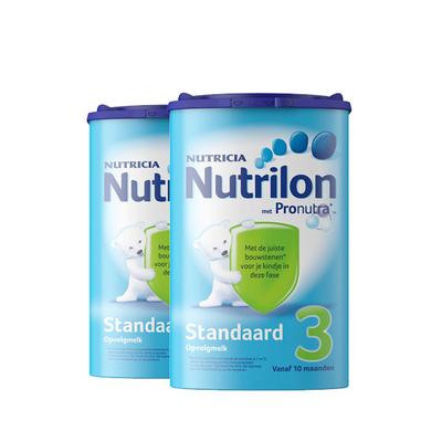 荷兰原装进口Nutrilon牛栏婴儿奶粉3段 10个月以上 2罐装