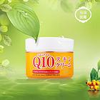 特卖(保质期至2018年12月)北海道LOSHI 滋润保湿抗敏 马油Q10面霜 220g/瓶