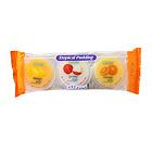 马来西亚可康牌 热带水果味果冻(含椰纤果)多口味果冻布丁 80g*3杯/包