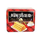 妈阁鸡蛋卷 传统糕点 办公/休闲/下午茶 零食 精美铁盒装 送礼佳品 448g/盒