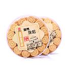 徐记正棋子形杏仁饼  办公休闲零食 糕点点心 380g/盒
