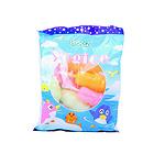 马来西亚可康牌优吉斯甜筒型多口味水果饮料 果味饮品棒棒冰 63ml*8支/袋
