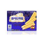 韩国crown 可拉奥榛子奶油榛子蛋卷 中盒装 酥脆香甜 蛋香浓郁 休闲小零食  142g/盒