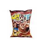 韩国crown 可拉奥巧克力玉米粒 小袋装 香脆又甜蜜 营养又美味 休闲小零食 72g/盒