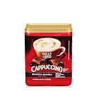 美国HillsBros卡布奇诺咖啡粉-摩卡 摩卡咖啡 纯正地道 453g/罐