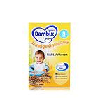 荷兰Nutricia 牛栏Bambix原味营养燕麦米粉3段 婴幼儿米糊 宝宝辅食 8个月以上宝宝  250g/盒*2 两盒装
