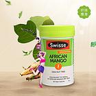 澳大利亚Swisse非洲芒果籽精华胶囊 纤体瘦身减肥 成年人适用 60粒/瓶