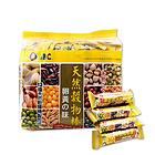 台湾ABC天然谷物棒 海苔味/蛋黄味 酥松柔软 营养丰富 非油炸休闲零食 180g/袋