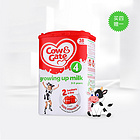 【买4赠一】英国牛栏cow&gate 4段婴幼儿奶粉 2-3岁 800g/罐