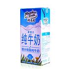 新西兰牧场纽麦福脱脂纯牛奶 灭菌盒装纯低脂牛奶 1L*12盒/箱
