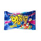 韓國好麗友果味小蛇QQ糖 橡皮糖 軟糖 蟲蟲造型 童趣連連 進口糖果 47g/袋