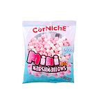 菲律宾Corniche 可尼斯迷你棉花糖 香甜绵软 小巧粉嫩 200g/包
