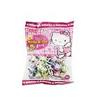 韩国Melland 国际hello kitty猫棒棒糖 蓝色/粉色 水果口味 可爱童趣包装 500g/袋