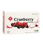 澳軒尼Organicer cranberry高濃度蔓越莓硬膠囊 50000mg/粒  抗衰老預防泌尿性疾病女性保健品 30粒/盒