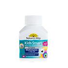 Nature's way儿童全效综合鱼油胶囊 维生素+矿物质+天然鱼油三合一 3-12岁儿童 50粒/瓶