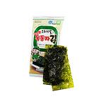 韩国玉童子低盐海苔 健康零食紫菜 碳烤/橄榄两种味道    2g*10包/袋