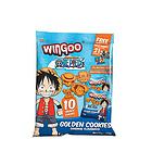 WINGOO卡通动漫曲奇饼干 海贼王/火影忍者 可爱任你选 菲律宾好吃又好玩的饼干 250g/袋