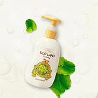 韩国 ECOLAND 婴儿沐浴液 无刺激 有机农产品(300ml/瓶)