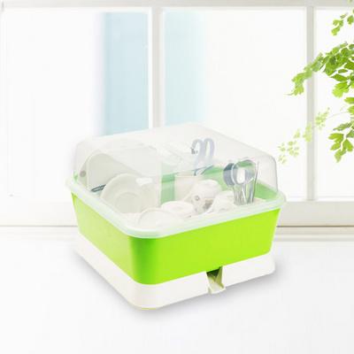 韩国 M'etonne 婴儿用脱水餐具干燥盒/收纳盒(绿色)