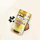 澳洲 HealthyCare金裝蜂膠膠囊2000mg降血糖降三高保健品 天然蜂膠精華200粒/瓶