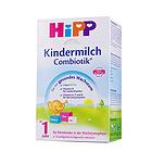 3罐装 德国喜宝HiPP奶粉益生菌幼儿奶粉4段1+ 600g/罐 1-2周岁