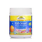 澳大利亚Nature's Way Kids Smart/佳思敏 草莓香橙黑加仑混合味鱼油胶囊 儿童成人DHA保健品 180粒/瓶