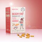 韩国一洋药品Body Fat减肥瘦身胶囊 健康减脂肪 一瓶装三瓶装 56粒/瓶