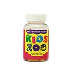 丹麦Kids Zoo儿童动物乐园软糖系列维生素D+钙软糖 60粒/瓶