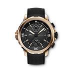 瑞士IWC万国海洋时计系列男表之IW379503达尔文探险之旅特别版男士腕表
