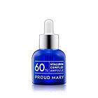 韩国 PROUD MARY MEDIANS透明质酸60%补水安瓿精华液 蓝瓶精华 50ml/瓶